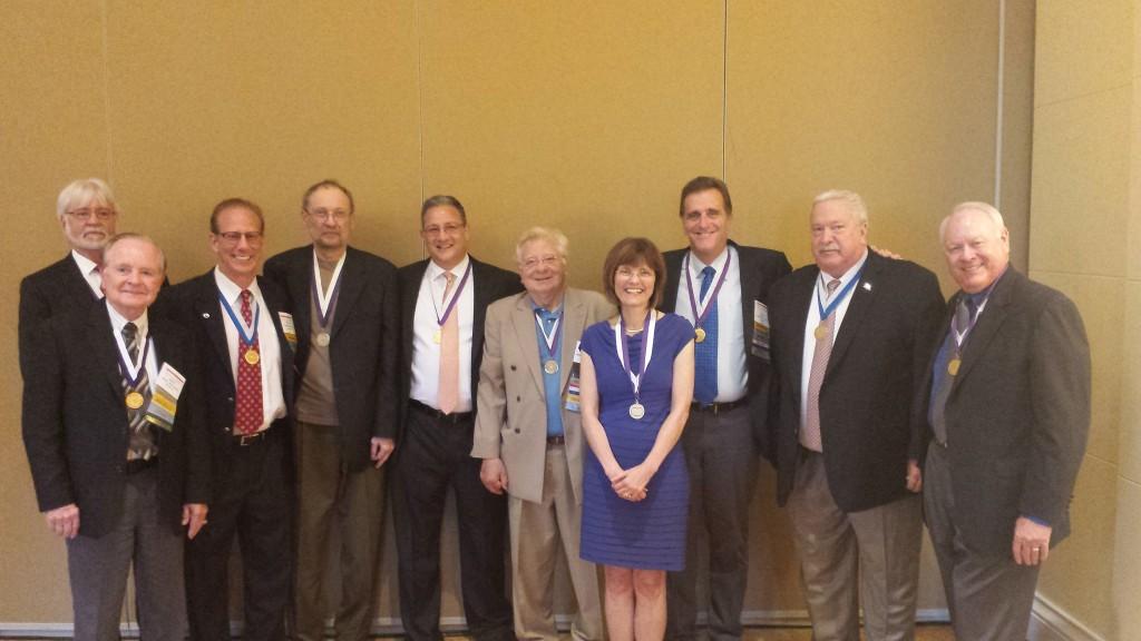 Gold Medal Recipients